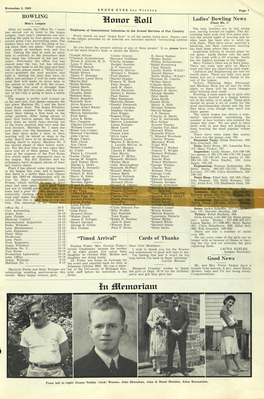 argus eyes 05 1943 ann arbor district library argus eyes 05 1943